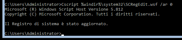 Come attivare il desktop remoto in Windows Server Core